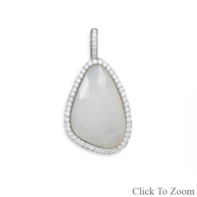 Design 22049: gray jade pendants