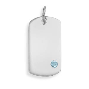 Design 22105: blue crystal pendants