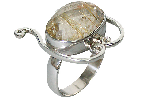 Design 10209: brown rotile rings