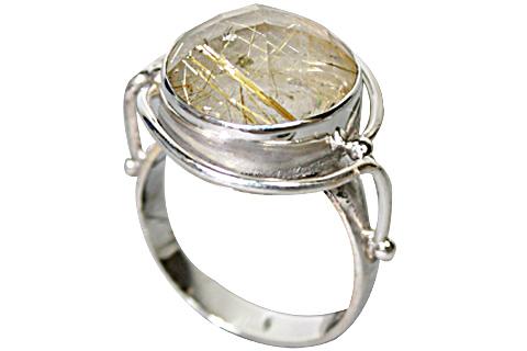 Design 10210: brown rotile rings
