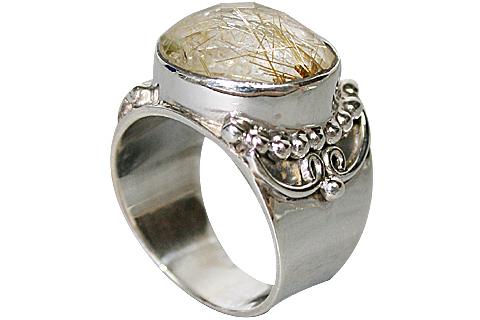 Design 10229: brown rotile american-southwest, mens rings