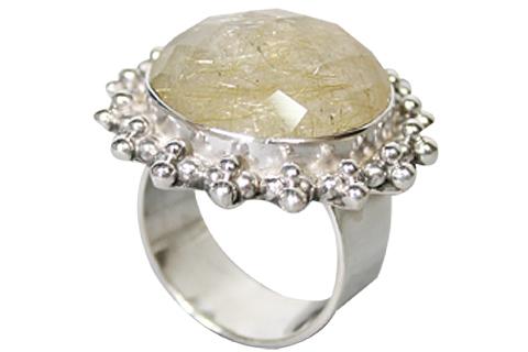 Design 10250: brown rotile rings
