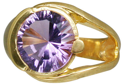 Design 11019: purple amethyst brides-maids rings