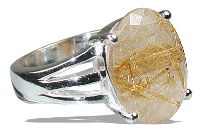 Design 12223: brown rotile rings