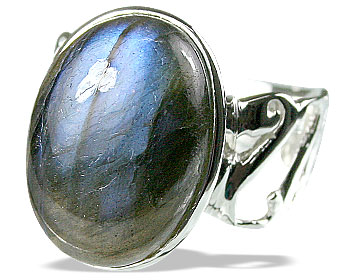 Design 14178: blue,green,gray labradorite american-southwest rings