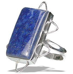 Design 15965: blue lapis lazuli american-southwest rings