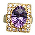 Design 10996: purple amethyst engagement, estate, mens rings