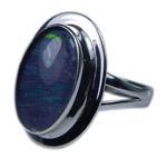 custom silver rings jewelry